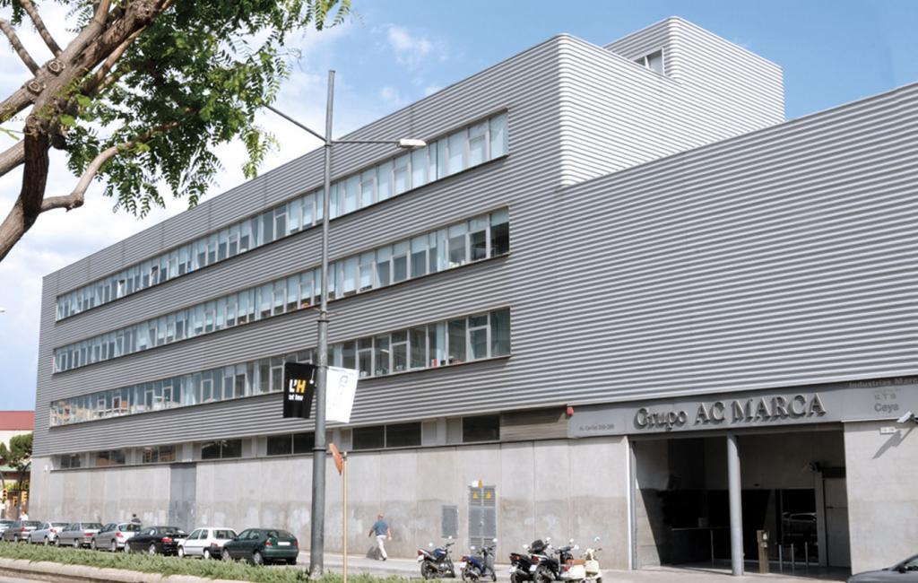 Grupo internacional con sede en Barcelona que cuenta con 10 filiales propias, más de 800 empleados y presencia de sus marcas en más de 50 países.