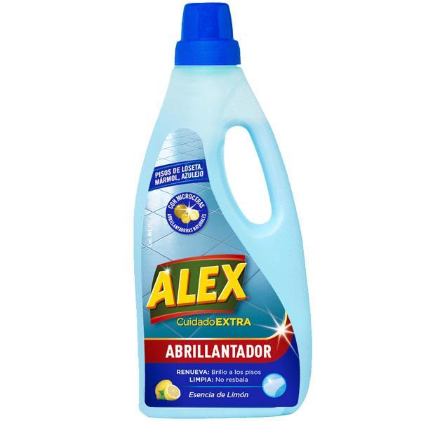 El nuevo ALEX Abrillantador para superficies frías es la mejor solución para renovar el brillo y limpiar